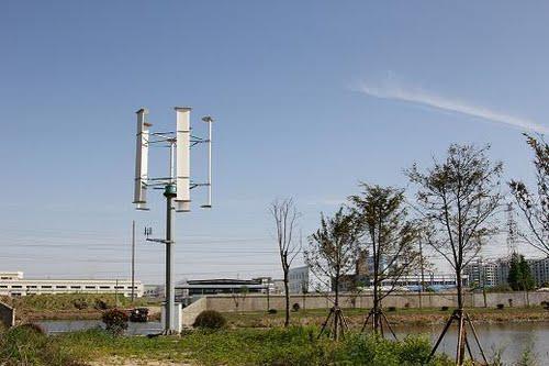 达里厄型风力发电机