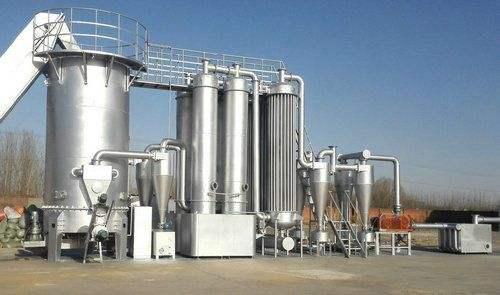 生物质气净化技术