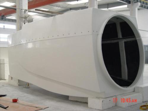 风力发电机舱罩