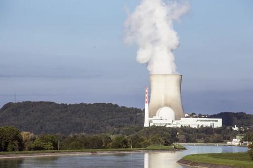 核电站的环境影响