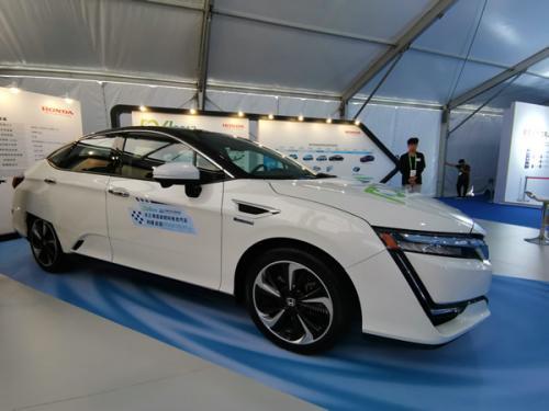 氫燃料電池汽車