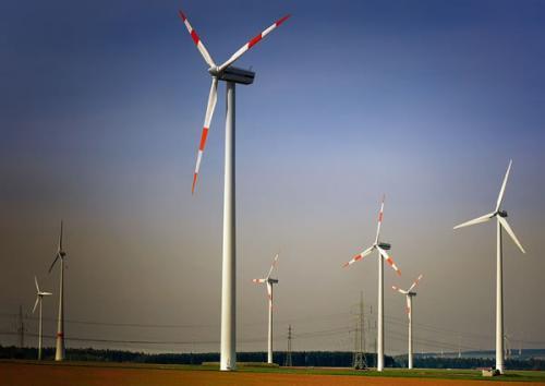 变桨距风力发电机组