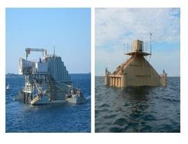 漂浮直驱式波浪能发电装置
