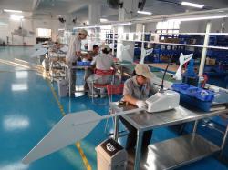 广州英飞风力发电机制造有限公司