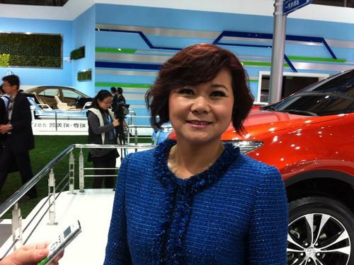 马春平:朗世首款新能源车今年内上市