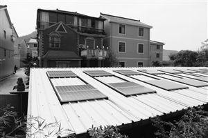 宁波首个家庭光伏电站 半年发电3400多度