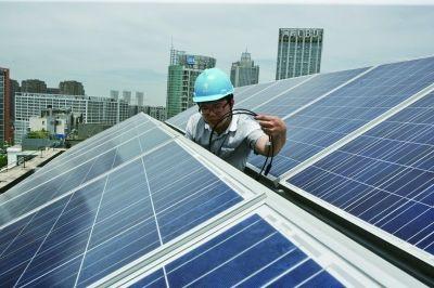 南京光伏卖电第一人半年收益3300多元