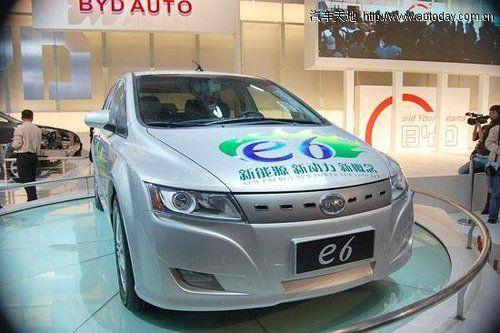 新能源汽车行业系列分析(四、股神巴菲特缘何看好比亚迪)