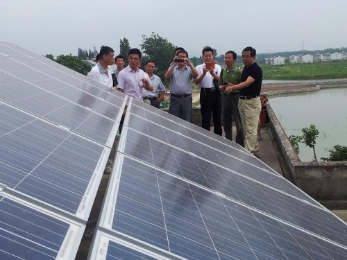 能源局和国务院联合印《关于实施光伏扶贫工程工作方案》