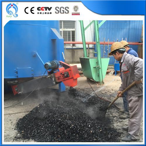 海琦生活垃圾气化处理系统国内领先