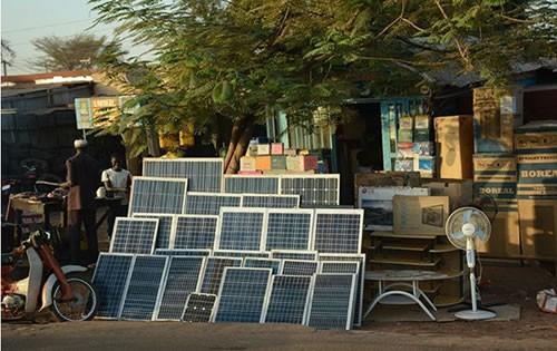 炙热非洲却发展不起来时髦的太阳能发电