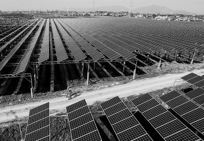 湖州新能源发电量翻番