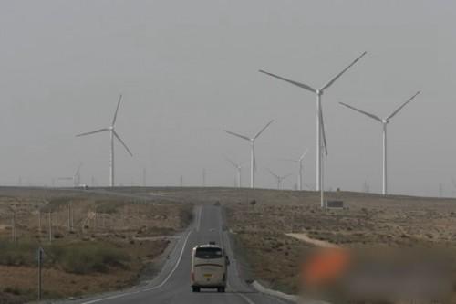 宁夏地区风电机组装机达1万台