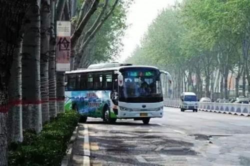 廊坊投用30部纯电动公交车