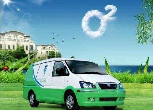新能源物流车成主要增长极