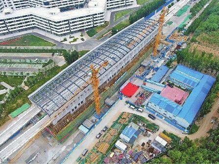 济南轨交R1线前大彦站7个高架站将设太阳能