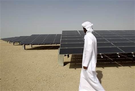 分析中东北非地区的电力行业大转型
