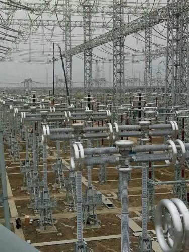 锡盟—泰州±800千伏特高压直流工程泰州换流站交流场建成投运