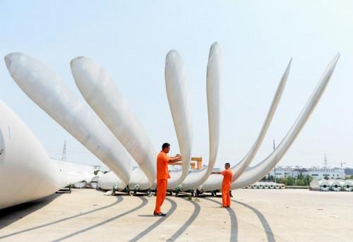 江苏启东侧重发展风电、太阳能装备业