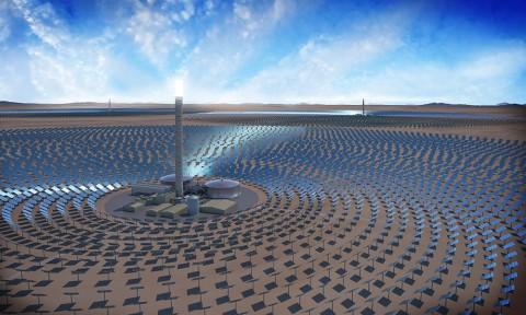 SolarReserve将在智利建造390兆瓦集成储能装置的太阳热能设施