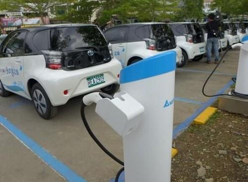安徽出台电动汽车充电基础设施建设规划