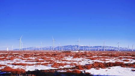新疆风光发电电量消纳得到有效使用