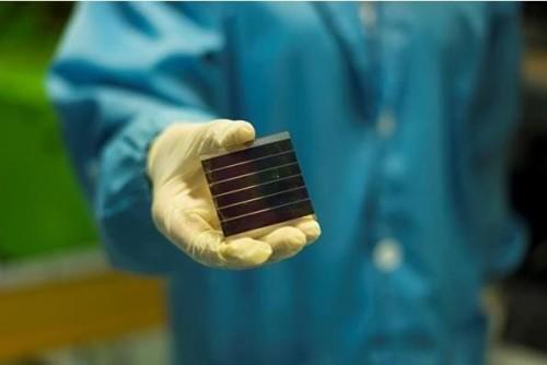 中国新型光伏电池入围2017年诺贝尔化学奖