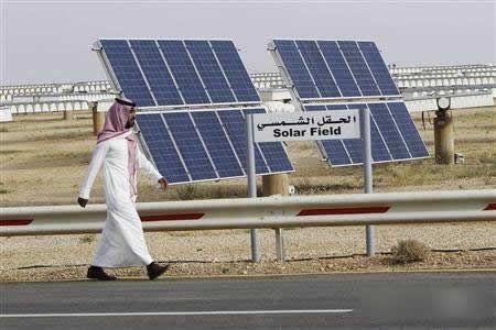 沙特能源转型势在必行