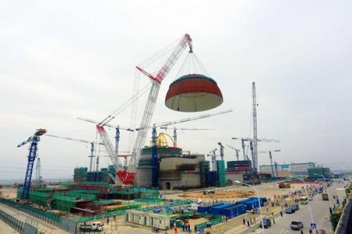 持续提升中国核电建造全球领先能力
