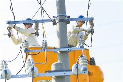 上海市奉贤区坚持电网规划建设超前于区域经济发展