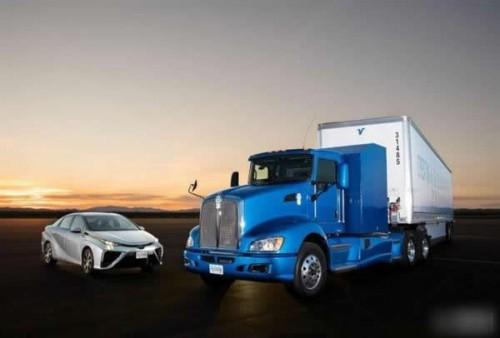 丰田通过牛粪给卡车供能