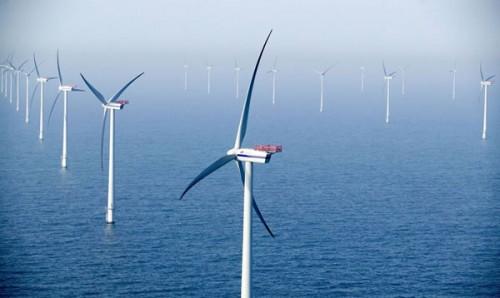 英国积极参与中国海上风电建设