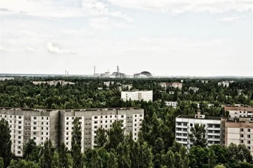 32年后 切尔诺贝利核电站将转变为太阳能发电厂