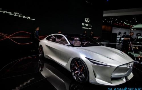 英菲尼迪将在2021年正式推出电动车产品