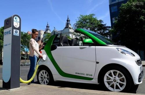 内蒙古推广应用新能源汽车1593辆