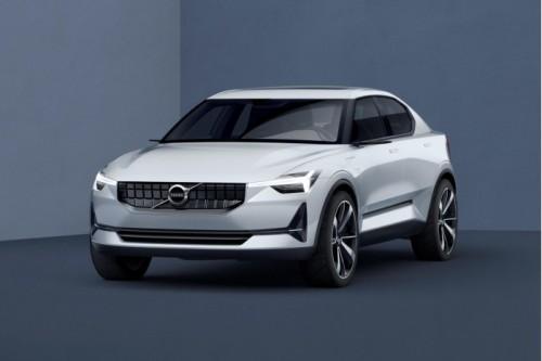 沃尔沃将在明年中旬推出全新电动汽车Polestar 2