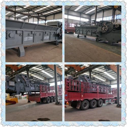 山东汉隆机械--1月9日移动柴油机链板式1250-500发货
