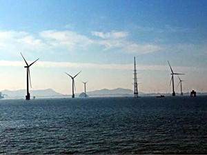 英国海上风电产能占据欧洲半壁江山