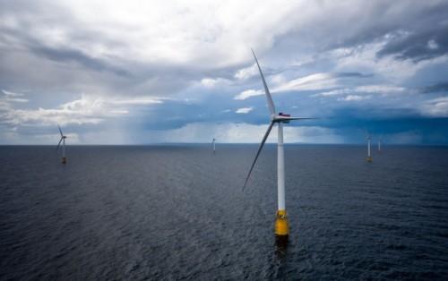 2017年欧洲共安装3.1吉瓦海上风电