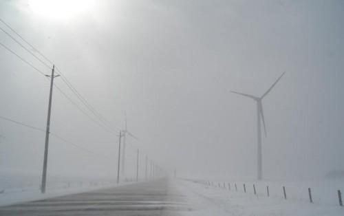 维斯塔斯提出先进的防冰解决方案 帮助风机抵御严寒天气