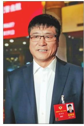 赵雨森建议加快生态补偿立法促进农牧业废弃资源利用