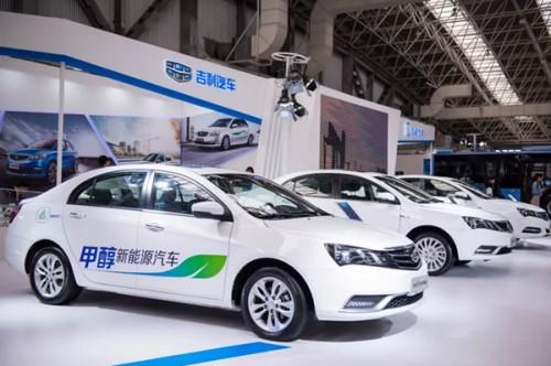 李书福两会建议:推进甲醇汽车市场化