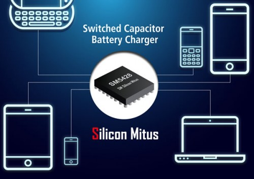 Silicon Mitus将推出快速直流-直流充电芯片