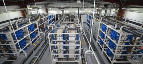 2017年全球电储能装机新增投运91.41万千瓦