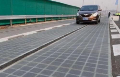 日媒关注中国高速公路智能化