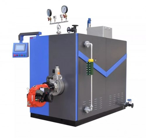 新款750kg燃油(气)免检蒸汽发生器震撼上市!