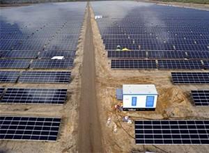 First Solar获光伏项目融资