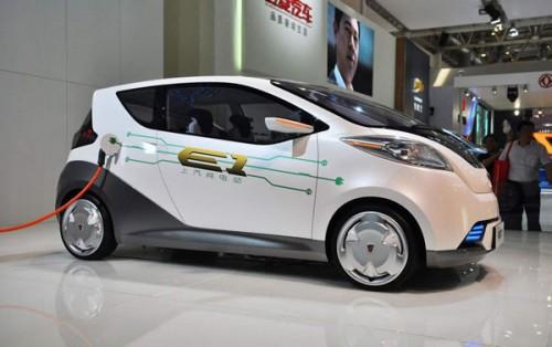 新能源车补贴新规实施 上市车企静待优胜劣汰