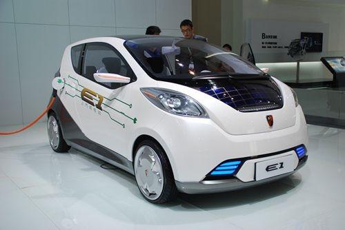 云南计划到2020年年产50万辆新能源车