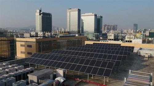 2020年前三星实现工厂100%使用可再生能源